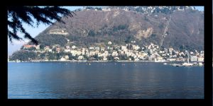 Lake of Como -1- by xAkyx