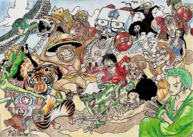One Piece New World by AmuChiii92