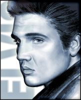 Elvis by gregchapin