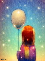 Balloon by Mikeinel