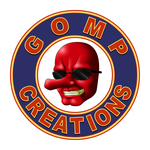 Gomp Creations Logo by Teronel