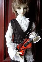 The Violinist ::01 by Cvy