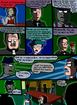 Headhunters Chapter 2 page (8-11) by Emineitor