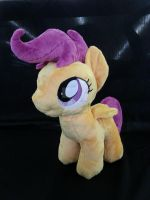 Scootaloo Commission by inaligrimalkin
