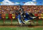 Jousting Knight by Jocobai