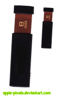 Pendrive_PNG by apple-stocks