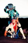 FLCL - Mechanica by AmenoKitarou