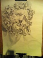 Laocoon wip by NightmareGK13