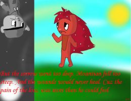 The Wounds Will Never Heal... by rainwolf1