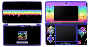 Yamiloo 3DS decal by Yamino