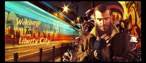 Welcome to Liberty City by mYracoon