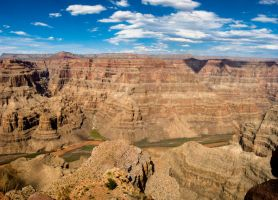 Grand Canyon West Rim by Anthroviking