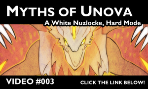 Nuzlocke White: Video 003 by ky-nim