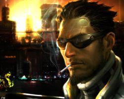 DX3 Adam Jensen by Illumonic