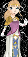 The Princess of Hyrule by PokemonMaster04