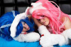 kittens by hanamicosplay