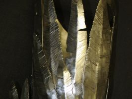Warrior Angel armor detail by WanderingWindward