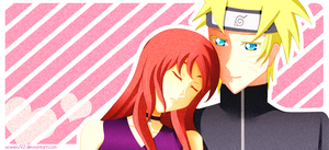 REQUEST:naruto X kasumi by sowelunee