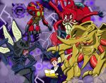 Tentomon Tri by bsmit93