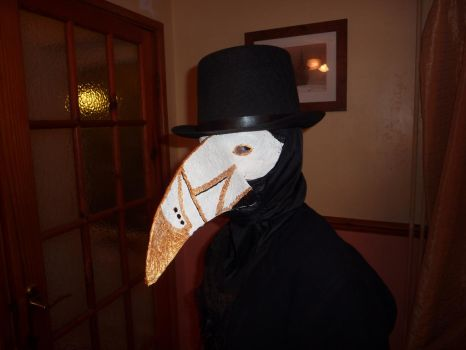 Plague Doctor by midnight-mysteries