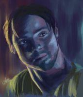 BATB: Reality struck me between the eyes by Mosrael-the-Waker