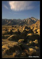 Alabama Hills by Moonlight by narmansk8