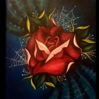 Traditional rose by yessica83