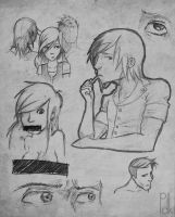 sketches 2 by Pdk-almeida