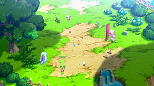 Pokemon Mystery Dungeon Unova B2W2 2012 (4) by GT4tube