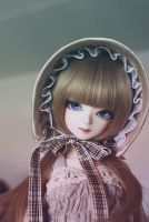 BJD - Bluefairy Jasmine by Strawberryresin