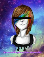 My name is Blurryface by PoisonousSheep