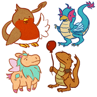 My Neopets Addiction by sparrowtail