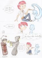 Well Perry the Patronus... by WhiteBAG