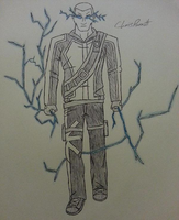 The ElectricMan by DarthPlanet97