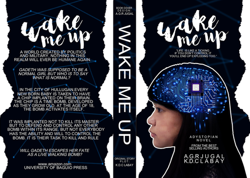 wAKE ME UP-BUK JACKET by Dystopian-Sirpent