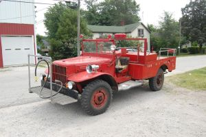 Old brush truck by JDAWG9806