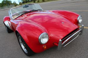 Red Cobra by KyleAndTheClassics