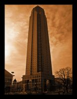 Messeturm, Frankfurt by PSMnt