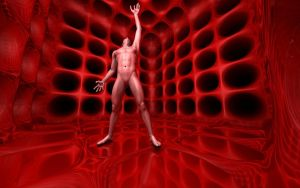 Psychedelic Room I by Dracu-Teufel666