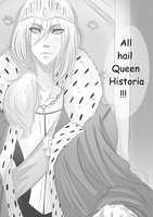 Queen Historia Reiss by oneeyedcannibal