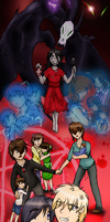 Corpse Party - Return to a Forgotten Past by NeonFlower