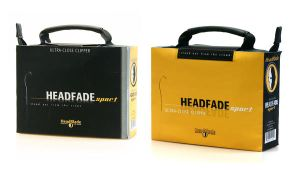 HeadFade Packaging Mock Up by rightindex