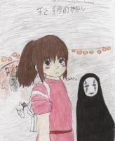 spirited away by tsunadeboo22