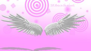 MMD Angel wings Download by 9844