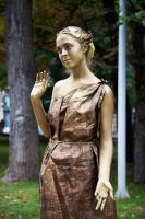 living statue by Alexandre1950