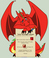 Torch The Dragon Journal by The-Magic-Of-Flames
