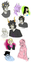 Homestuck by KiilKannibble