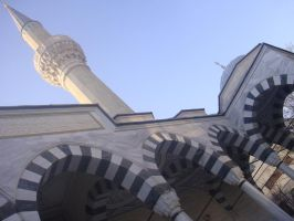 Tokyo Mosque by plainordinary1