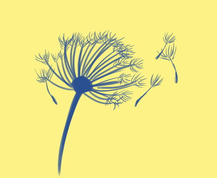 A Dandelion for a Cause by SaucyMuse