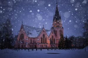 Holy Night by wchild